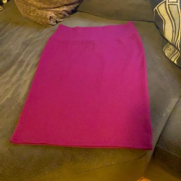 Lularoe pencil skirt medium